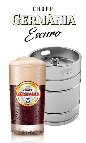 barril de chopp escuro - germania
