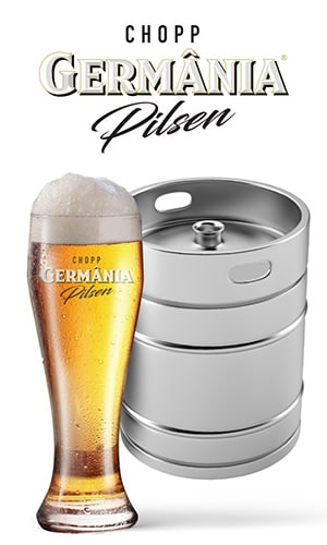 barril de chopp pilsen - germania